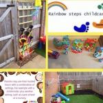 Rainbowsteps childc