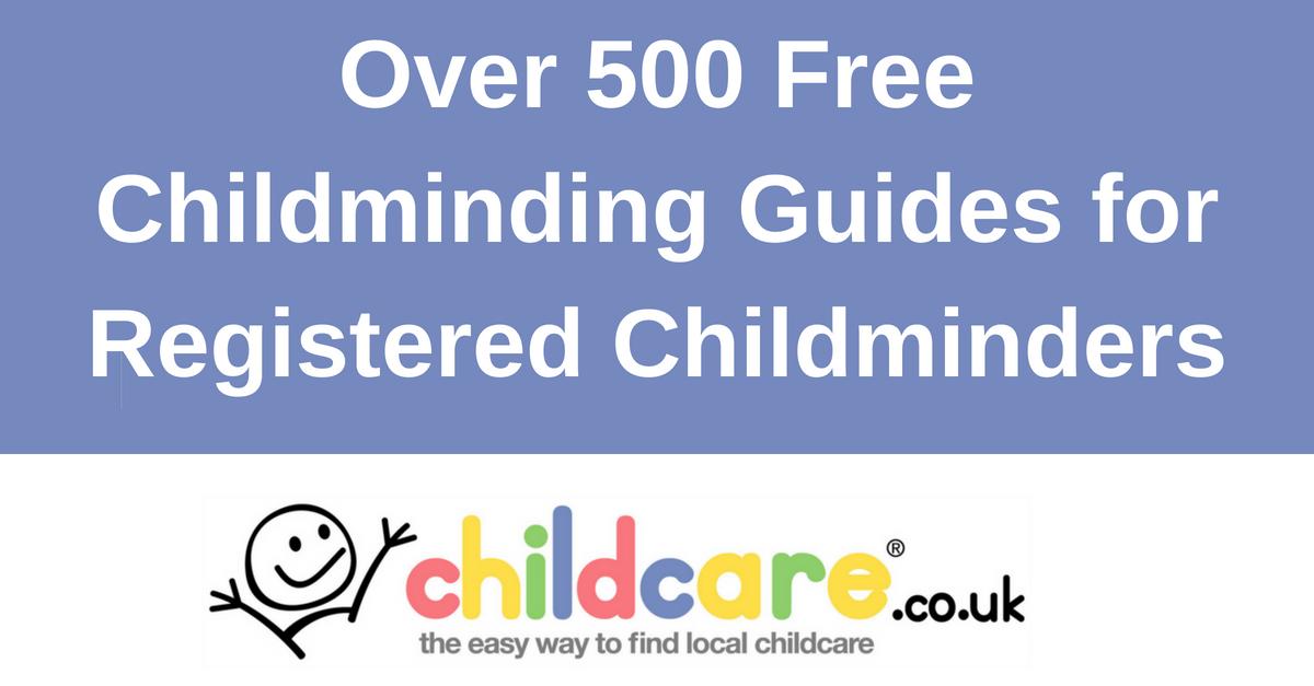 childminder business plan